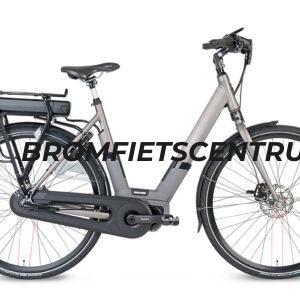 Kymco E-bike City in Grijs en een Middenmotor