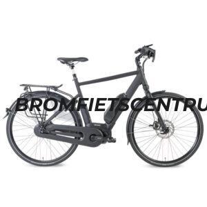 Kymco E-bike Street in Zwart en een middenmotor
