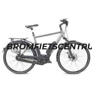 Kymco E-bike Street Comfort in Licht Grijs en een Middenmotor