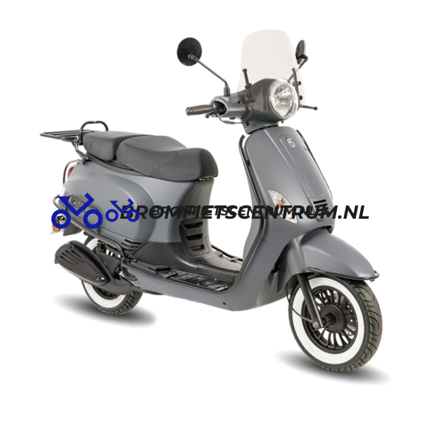 Riva Scooter luxury mat blauw